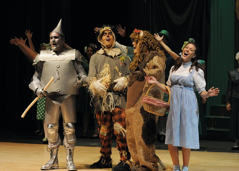 Wizard of Oz - 2011