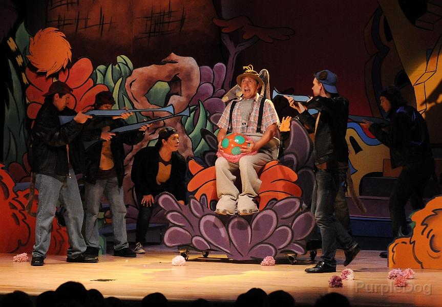 Seussical - 2012